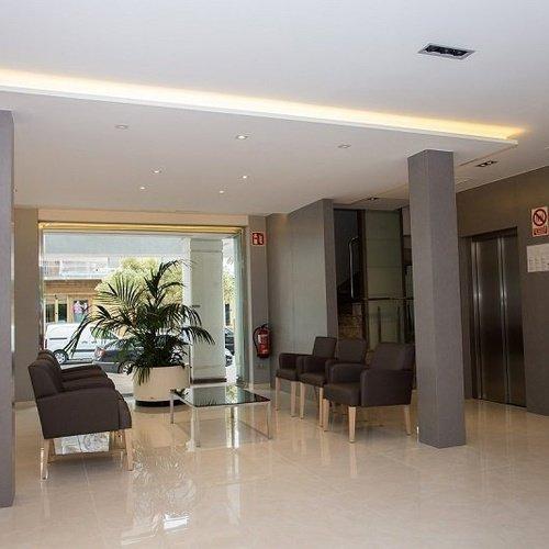recepcion2 Hotel Perla