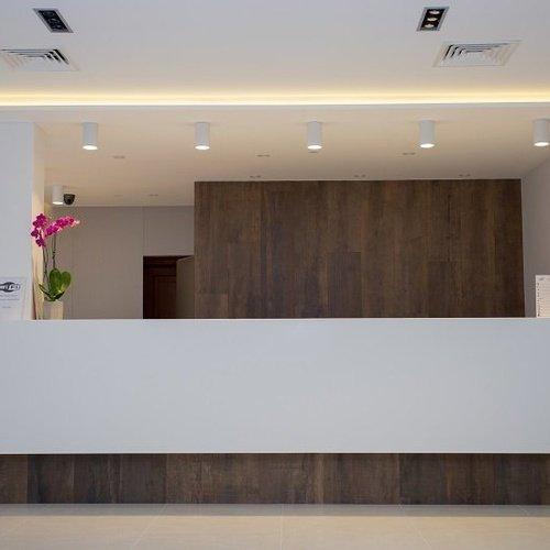 recepcion Hotel Perla