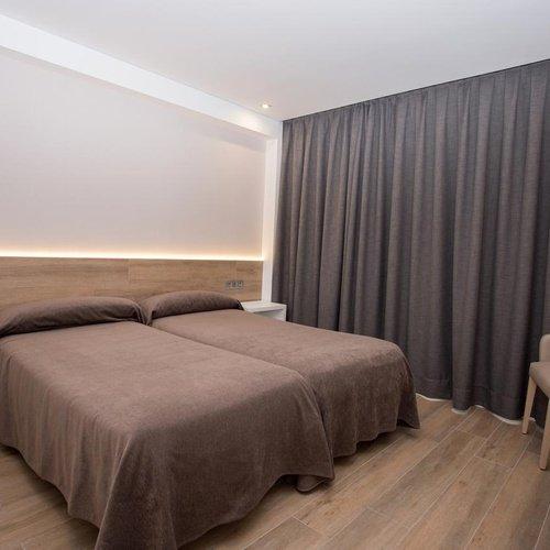 HABITACIÓN Hotel  Perla