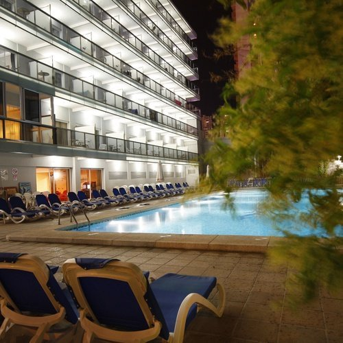 Piscina Hotel  Perla