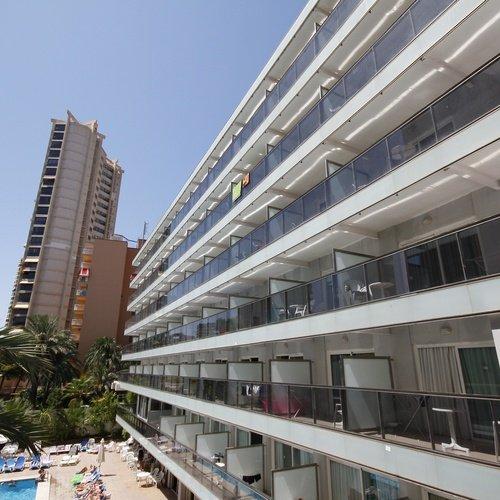 Fachada Hotel  Perla
