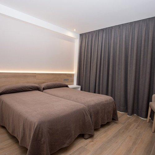 Habitacion Doble Hotel Perla